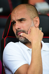 Manchester City manager Josep Guardiola - Mandatory by-line: Alex James/JMP - 26/08/2017 - FOOTBALL - Vitality Stadium - Bournemouth, England - Bournemouth v Manchester City - Premier League