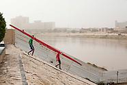 Iraqi Rowing Team