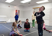 Winnipesaukee Playhouse April Vacation Theater Camp April 27, 2011.