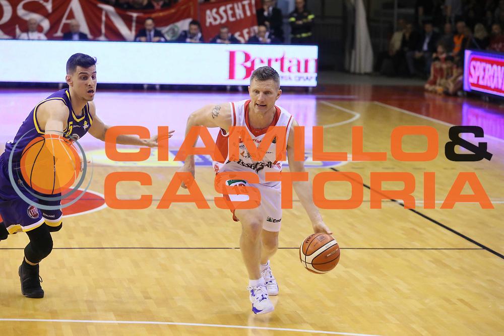 Kaukenas Rimantas<br /> Grissin Bon Reggio Emilia - Fiat Torino<br /> Lega Basket Serie A 2016/2017<br /> Reggio Emilia 15/04/2017<br /> Foto Ciamillo-Castoria