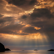 Loch Kirkaig, Sutherland, Scotland.