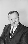 Director General of the GAA Sean O'Siochain. 9.6.1973. 9th June 1973
