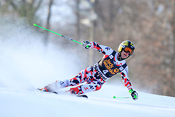 21.02.2015, Pohorje, Maribor, SLO, FIS Weltcup Ski Alpin, Maribor, Riesenslalom, Damen, 1. Lauf, im Bild Kathrin Zettel (AUT) // Kathrin Zettel of Austria during the 1st run of ladie's Giant Slalom of the Maribor FIS Ski Alpine World Cup at the Pohorje in Maribor, Slovenia on 2015/02/21. EXPA Pictures © 2015, PhotoCredit: EXPA/ Erwin Scheriau