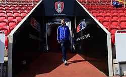 Chris Lines of Bristol Rovers - Mandatory by-line: Alex James/JMP - 21/04/2018 - FOOTBALL - Aesseal New York Stadium - Rotherham, England - Rotherham United v Bristol Rovers - Sky Bet League One