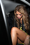 23.JUNE.2012 LONDON<br /> <br /> CHLOE SIMMS LEAVING DSTRKT NIGHT CLUB IN SOHO WITH NO KNICKERS ON.<br /> <br /> BYLINE: EDBIMAGEARCHIVE.COM<br /> <br /> *THIS IMAGE IS STRICTLY FOR UK NEWSPAPERS AND MAGAZINES ONLY*<br /> *FOR WORLD WIDE SALES AND WEB USE PLEASE CONTACT EDBIMAGEARCHIVE - 0208 954 5968*