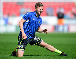 Luke Russe of Bristol Rovers - Mandatory by-line: Alex James/JMP - 21/04/2018 - FOOTBALL - Aesseal New York Stadium - Rotherham, England - Rotherham United v Bristol Rovers - Sky Bet League One