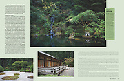 Story about the Portland Japanese Garden for Aire, the AeroMexico's inflight magazine.