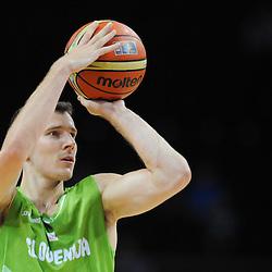 20140816: LTU, Basketball - Friendly match, Slovenia vs New Zealand