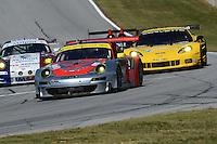 Petit Le Mans, Road Atlanta, 10/17/2012
