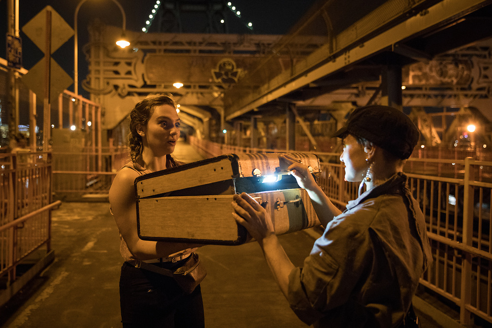 "Scavenger Hunt Promotion for Darren Aronofsky's film ""mother!"", New York City 2017"