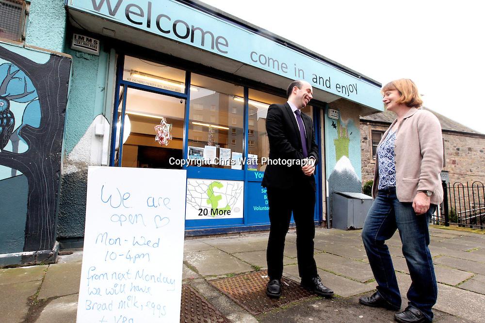 Picture Copyright Chris Watt<br /> Tel -  07887 554 193<br /> info@chriswatt.com<br /> www.chriswatt.com<br /> <br /> Community Empowerment Minister Marco Biagi
