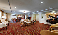 Interior image of Brightview Senior Living Community in Towson MD by Jeffrey Sauers of CPI Productions
