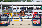 Maikel van Mierlo - F<br /> FEI World Breeding Jumping Championships for Young Horses 2016<br /> © DigiShots