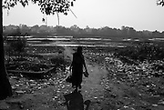 The major river of Bilaspur district of Chattisgarh is Arpa. It flows for about 100 Km and is the lifeline to the city of Bilaspur.It has a population of about 1.4 million and the entire untreated sewage of the city flows into the river.