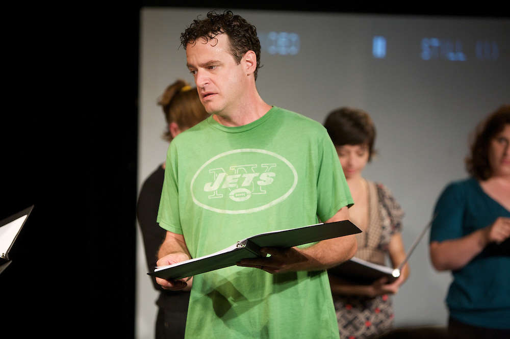 The Upright Citizens Brigade presents The Hills: A Staged Reading as part of the Zoofest - Just For Laughs Festival in Montreal, Canada on July 23rd, 2009