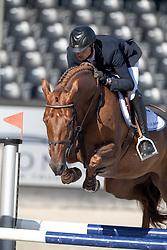 Sleiderink Sjaak, NED, I Am<br /> KWPN Kampioenschappen - Ermelo 2018<br /> © Hippo Foto - Dirk Caremans<br /> 16/08/2018