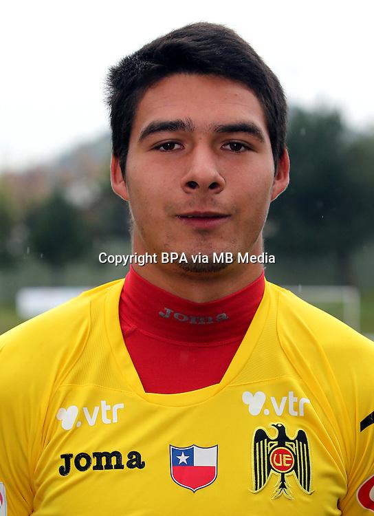 Chile Football League Serie A  /<br /> ( Union Espanola ) - <br /> Cristian Guerra