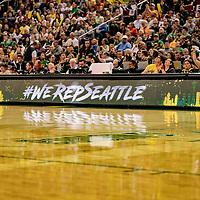 WNBA Semin-Finals: Seattle Storm vs. Phoenix Mercury