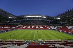 June 23, 2017 - Visão geral da Arena Kazan, em Kazan, nesta sexta-feira (23). Uma das 4 sedes da Copa das Confederações FIFA 2017 na Rússia. (Credit Image: © Rodolfo Buhrer/Fotoarena via ZUMA Press)
