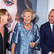 NLD/Amsterdam/20191031 - Laatste balletvoorstelling Igone de Jongh, Prinses Beatrix bij de laatste voorstelling
