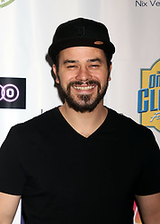 """Daniel Logan arriving for the One Step Closer """"All In For CP"""" celebrity charity poker event held at Ballys Poker Room, Ballys Hotel & Casino, Las Vegas, December 9, 2018"""