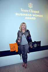 LIZ BREWER at the presentation of the Veuve Clicquot Business Woman Award 2009 hosted by Graham Boyes MD Moet Hennessy UK and presented by Sir Trevor Macdonald at The Saatchi Gallery, Duke of York's Square, Kings Road, London SW1 on 28th April 2009.