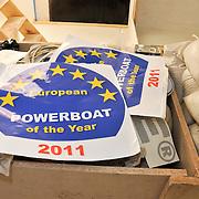 Prototypen for  norskutviklete ASV-skrogsystemet fikk innovasjonsprisen i kategorien European power boat of the year 2011. Båtliv besøkte SES Europa i Finike, Tyrkia, der prototypen ble testet.