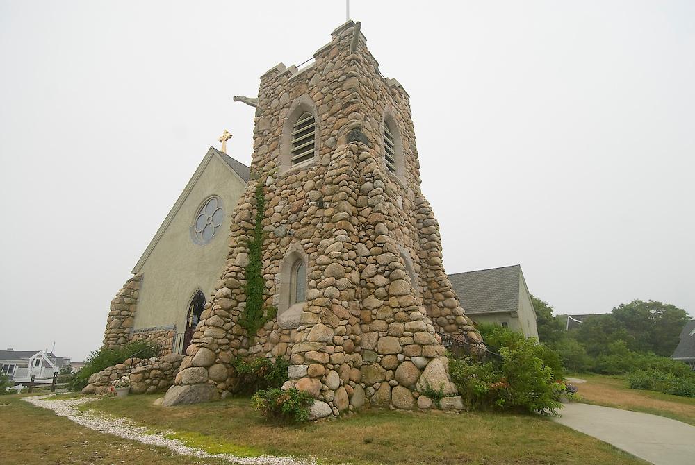 Massachusetts, Hyannisport, St. Andrews Episcopal Church, Cape Cod