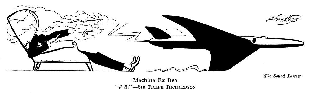 The Sound Barrier ; Sir Ralph Richardson
