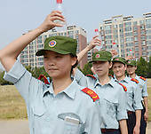 Military Training For Freshmen