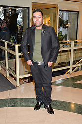 Singer NAUGHTY BOY at the 6th annual Asian Awards held at The Grosvenor House Hotel, Park Lane, London on 8th April 2016.