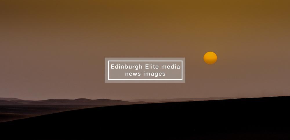Sunrise over the Moroccan Sahara<br /> <br /> (c) Andrew Wilson | Edinburgh Elite media