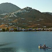 Une ile des Cyclades