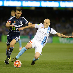 Melbourne Victory v Melbourne City | Hyundai A-League |17 October 2015