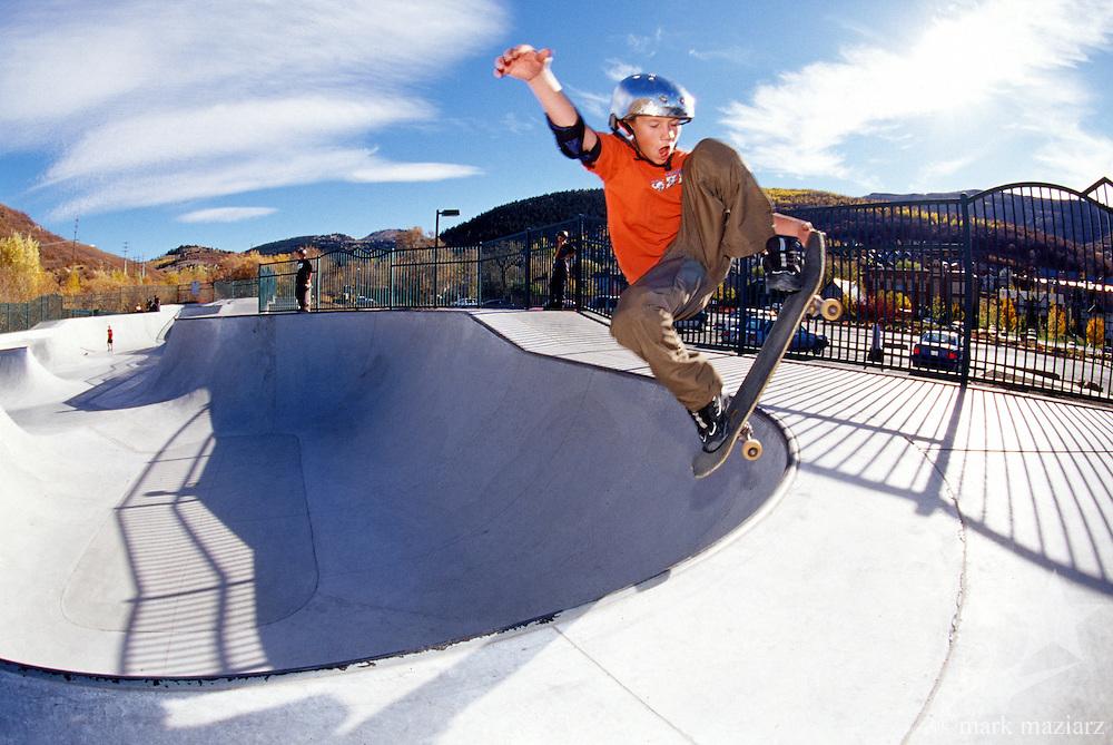 Park City Skateboard Park