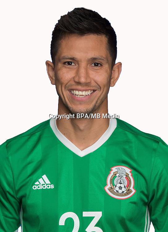 Football Conmebol_Concacaf - <br />Copa America Centenario Usa 2016 - <br />Mexico National Team - Group C - <br />Jesus Molina