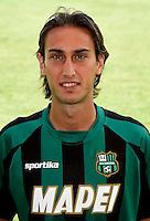 Italian League Serie A -2014-2015 / <br /> Simone Missiroli ( Us Sassuolo Calcio )