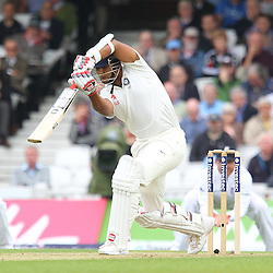 India's Stuart Binny during the first day of the Investec 5th Test match between England and India at the Kia Oval, London, 15th August 2014 © Phil Duncan | SportPix.org.uk