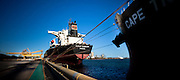 Loading Coal, Newcastle Harbour, NSW, Australia