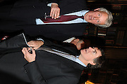 VISCOUNT WINDSOR; PHILIP DUNNE, Celebration of the  200TH Anniversary of the  Birth of Rt.Hon. John Bright MP  and the publication of <br /> ÔJohn Bright: Statesman, Orator, AgitatorÕ by Bill Cash MP. Reform Club. London. 14 November 2011. <br /> <br />  , -DO NOT ARCHIVE-© Copyright Photograph by Dafydd Jones. 248 Clapham Rd. London SW9 0PZ. Tel 0207 820 0771. www.dafjones.com.<br /> VISCOUNT WINDSOR; PHILIP DUNNE, Celebration of the  200TH Anniversary of the  Birth of Rt.Hon. John Bright MP  and the publication of <br /> 'John Bright: Statesman, Orator, Agitator' by Bill Cash MP. Reform Club. London. 14 November 2011. <br /> <br />  , -DO NOT ARCHIVE-© Copyright Photograph by Dafydd Jones. 248 Clapham Rd. London SW9 0PZ. Tel 0207 820 0771. www.dafjones.com.