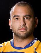 Warren Lippy-Smith - Bay of Plenty Rugby Union Headshots, aka The Steamers, 17 August 2012