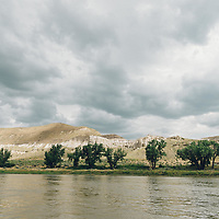 canoeing missouri river breaks national monument montana