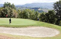 GRASSINE - Ugolino Golfclub in Grassina Toscane GRASSINA - UGOLINO GC . COPYRIGHT KOEN SUYK