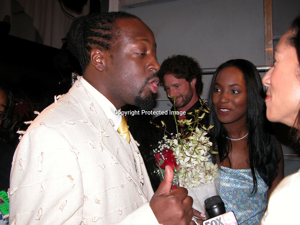 Wycleaf Jean &amp; wife Marie Claudinette Pierre-Jean<br />
