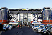 Hampden awaits the Betfred Scottish Cup  Final match between Aberdeen and Celtic at Hampden Park, Glasgow, United Kingdom on 27 November 2016. Photo by Craig Galloway.
