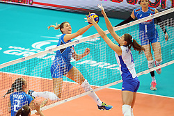 MARTINA GUIGGI<br /> ITALIA - RUSSIA<br /> VOLLEYBALL WORLD GRAND PRIX 2016<br /> BARI 19-06-2016<br /> FOTO GALBIATI - RUBIN