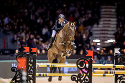 Thirouin Max, FRA, Lucifer van't Heike<br /> Jumping International de Bordeaux 2020