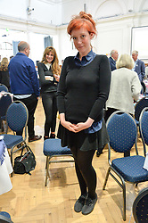 KATE ROTHSCHILD at a lunch in aid of the charity African Solutions to African Problems (ASAP) held at the Royal Horticultural Hall, Vincent Square, London on 19th May 2016.