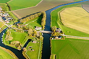 Nederland, Provincie, Plaats, 04-11-2018; <br /> <br /> QQQ<br /> luchtfoto (toeslag op standaard tarieven);<br /> aerial photo (additional fee required);<br /> copyright&copy; foto/photo Siebe Swart