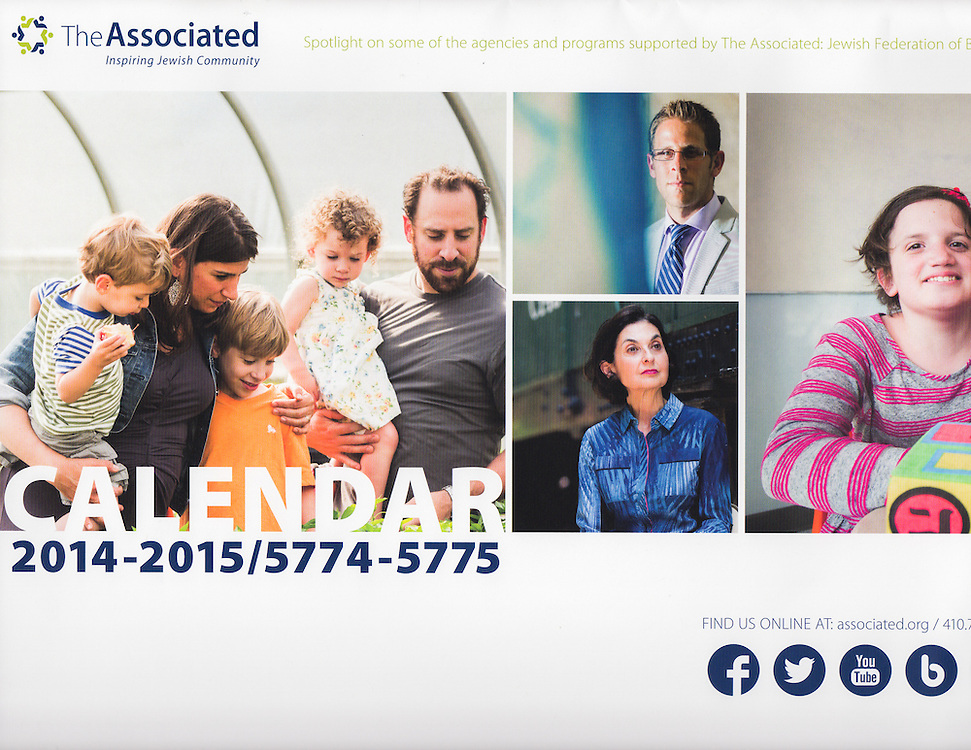 The Associated Calendar 2014-2015
